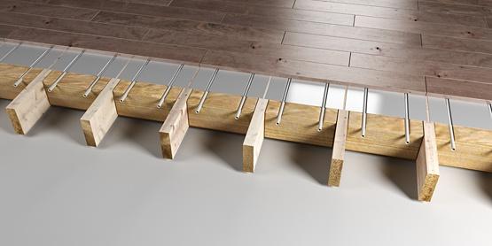 04 | Plated underfloor heating system